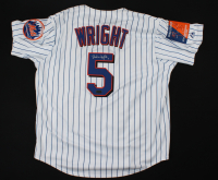 David Wright Signed Mets Jersey (Radtke COA) at PristineAuction.com