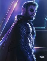 "Chris Hemsworth Signed ""The Avengers: Endgame"" 11x14 Photo (Beckett COA) (See Description) at PristineAuction.com"