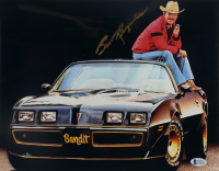 "Burt Reynolds Signed ""Smokey and The Bandit"" 11x14 Photo (Beckett COA) at PristineAuction.com"