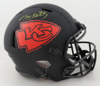 Tony Gonzalez Signed Chiefs Full-Size Authentic On-Field Eclipse Alternate Speed Helmet (Beckett COA) at PristineAuction.com