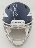 Deion Sanders Signed Cowboys Full-Size Authentic On-Field AMP Alternate Speed Helmet (Beckett COA) at PristineAuction.com
