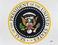 Donald Trump Signed 11x14 Photo (PSA COA) at PristineAuction.com