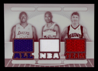 Kobe Bryant / Tim Duncan / Steve Nash 2008 Topps Triple Threads Relic Combos #TTRC #1/1 at PristineAuction.com