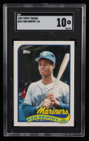 Ken Griffey Jr. 1989 Topps Traded #41T RC (SGC 10) at PristineAuction.com