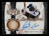 Fernando Tatis Jr. 2021 Leaf Lumber Signature Sticks #SSFT1 #30/30 at PristineAuction.com