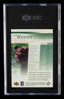 Tiger Woods 2001 Upper Deck #1 RC (SGC 10) at PristineAuction.com