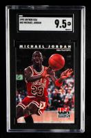 Michael Jordan 1992 SkyBox USA #42 (SGC 9.5) at PristineAuction.com