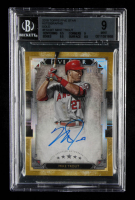 Mike Trout 2018 Topps Five Star Autographs Gold #FSAMT #06/10 (BGS 9) at PristineAuction.com