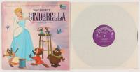 "Vintage 1969 Walt Disney ""Cinderella"" Vinyl Record Album at PristineAuction.com"