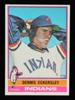 Dennis Eckersley 1976 Topps #98 RC at PristineAuction.com