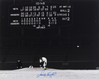 Sandy Koufax Signed Dodgers 16x20 Photo (JSA LOA) at PristineAuction.com