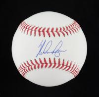 Nolan Ryan Signed OML Baseball (AIV COA & Ryan Hologram) at PristineAuction.com