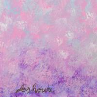 "David Ashouri Signed ""Pradise"" 30x24 Original Acrylic Painting on Canvas at PristineAuction.com"