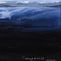 "Wyland Signed ""Surf 6"" 48x36 Custom Framed Original Acrylic Painting on Masonite at PristineAuction.com"
