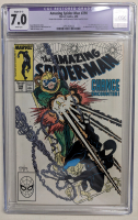 """1988 """"The Amazing Spider-Man"""" Issue #298 Marvel Comic Book (CGC Restored 7.0) at PristineAuction.com"""
