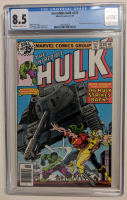 """Vintage 1978 """"Incredible Hulk"""" Issue #229 Marvel Comic Book (CGC 8.5) at PristineAuction.com"""