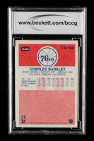 Charles Barkley 1986-87 Fleer #7 RC (BCCG 10) at PristineAuction.com