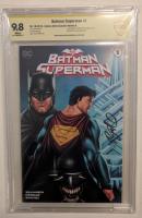 "Ryan Kincaid Signed 2019 ""Batman / Superman"" Issue #1 Comics Elite Exclusive Variant A DC Comic Book (CGC 9.8) at PristineAuction.com"