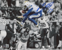 Keenan Allen Signed Chargers 8x10 Photo (Beckett Hologram) at PristineAuction.com