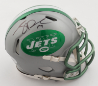 Sam Darnold Signed Jets Blaze Alternate Speed Mini-Helmet (JSA COA) at PristineAuction.com
