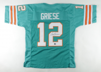 Bob Griese Signed Jersey (Beckett Hologram) at PristineAuction.com