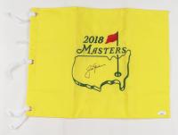 Jack Nicklaus Signed 2018 Masters Golf Pin Flag (JSA LOA) (See Description) at PristineAuction.com