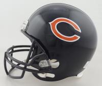 "Richard Dent Signed Bears Full-Size Helmet Inscribed ""MVP XX"" (Schwartz Hologram) at PristineAuction.com"