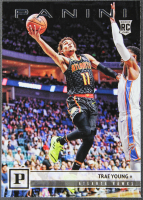 Trae Young 2018-19 Panini Chronicles #131 Panini RC at PristineAuction.com
