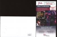 "James Tolkan Signed ""Back to the Future"" Tardy Slip 3x5 Print (JSA COA) at PristineAuction.com"