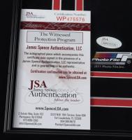 "Lennox Lewis Signed 22x26.5 Custom Framed Photo Display Inscribed ""2017"" (JSA COA) (See Description) at PristineAuction.com"