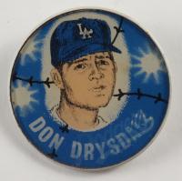 Vintage Don Drysdale Pinback Button at PristineAuction.com