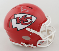 Tyreek Hill Signed Chiefs Full-Size Authentic On-Field Speed Helmet (Beckett COA) at PristineAuction.com