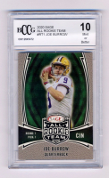 Joe Burrow 2020 SAGE All Rookie Team Gold #RT1 (BCCG 10) at PristineAuction.com
