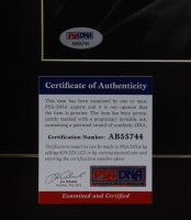 "John Travolta Signed ""Pulp Fiction"" 19x22 Custom Framed Photo Display With Prop Money (PSA COA) at PristineAuction.com"