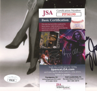 "Shirley Jones Signed 8x10 Photo Inscribed ""Love"" (JSA COA) (See Description) at PristineAuction.com"