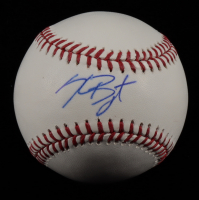 Kris Bryant Signed OML Baseball (Beckett COA) at PristineAuction.com