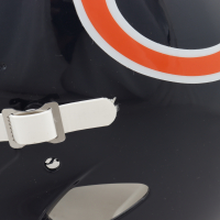 Brian Urlacher Signed Bears Full-Size Authentic On-Field Speed Helmet (Beckett COA) at PristineAuction.com
