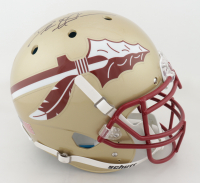 Deion Sanders Signed Florida State Seminoles Full-Size Authentic On-Field Helmet (Beckett COA) at PristineAuction.com