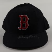 Johnny Pesky Signed Red Sox Hat (Fleer COA) at PristineAuction.com