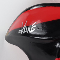 Kane Signed WWE Mask (MAB Hologram) at PristineAuction.com