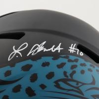 Laviska Shenault Jr. Signed Jaguars Full-Size Eclipse Alternate Speed Helmet (Beckett COA) at PristineAuction.com