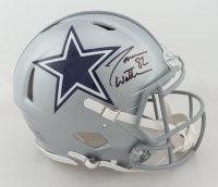Jason Witten Signed Cowboys Full-Size Authentic On-Field Speed Helmet (Beckett Hologram & Witten Hologram) at PristineAuction.com
