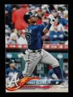 Ronald Acuna Jr. 2018 Topps All Star Game Silver #698B at PristineAuction.com