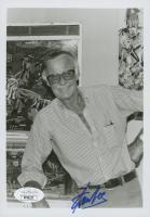 Stan Lee Signed 5x7 Photo (JSA COA) at PristineAuction.com