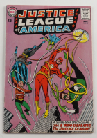 """Vintage 1964 """"Justice League of America"""" Issue #27 DC Comic Book at PristineAuction.com"""