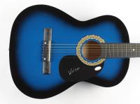 "Krist Novoselic Signed 38"" Acoustic Guitar (JSA COA) (See Description) at PristineAuction.com"