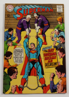 """Vintage 1968 """"Superman"""" Issue #206 DC Comic Book at PristineAuction.com"""
