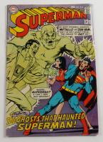 """Vintage 1969 """"Superman"""" Issue #214 DC Comic Book at PristineAuction.com"""
