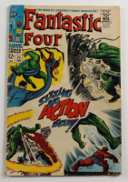 """Vintage 1968 """"Fantastic Four"""" Issue #71 Marvel Comic Book at PristineAuction.com"""