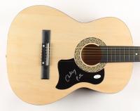 "Charley Pride Signed 38"" Acoustic Guitar (JSA COA) (See Description) at PristineAuction.com"